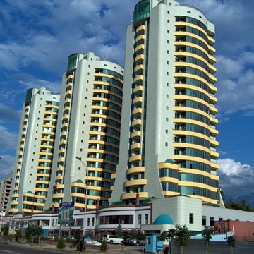 ЖК Mercur Towers
