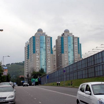 ЖК Almaty Towers
