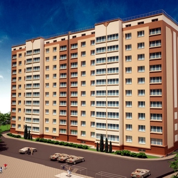 Bloc Locativ Maria Dragan 38/3