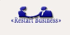 Restart business
