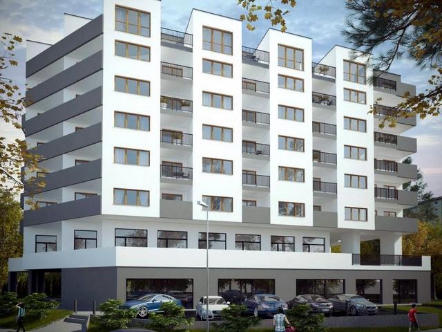 Powstancow 20 Krakow Ceny Apartamentow Zdjec Mapa