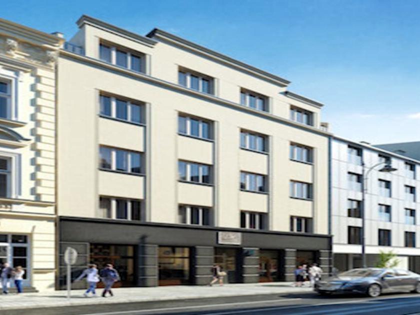 Rakowicka 14 Krakow Ceny Apartamentow Zdjec Mapa