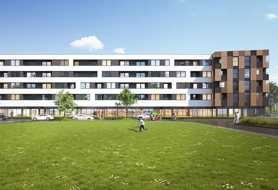 Wyslouchow 41a Krakow Ceny Apartamentow Zdjec Mapa