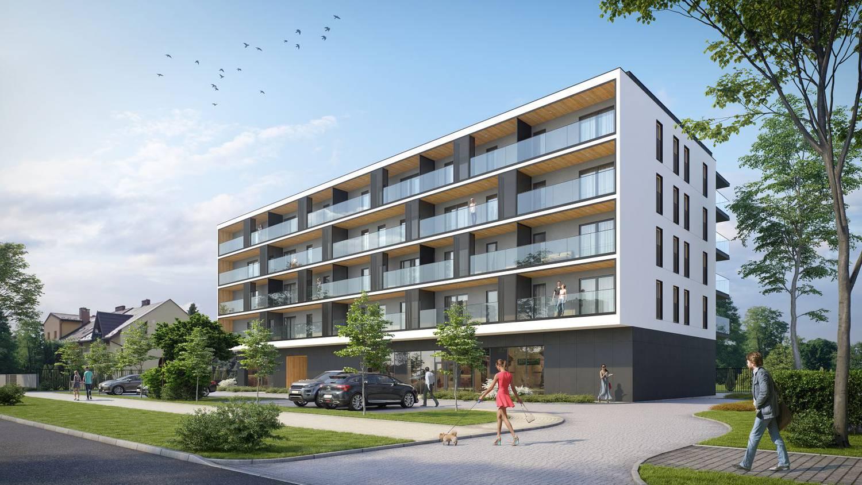 Kobierzynska 59 Krakow Ceny Apartamentow Zdjec Mapa