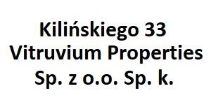 Kilińskiego 33 Vitruvium Properties