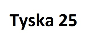 Tyska 25