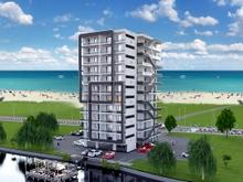 Building Stefan Lacul Siutghiol