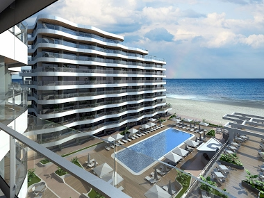 First Residence Mamaia