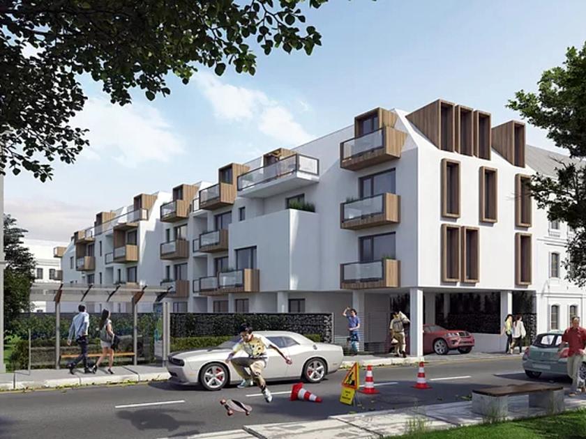 Neofort Rezidential 64 București Prețuri La Apartamente Noi