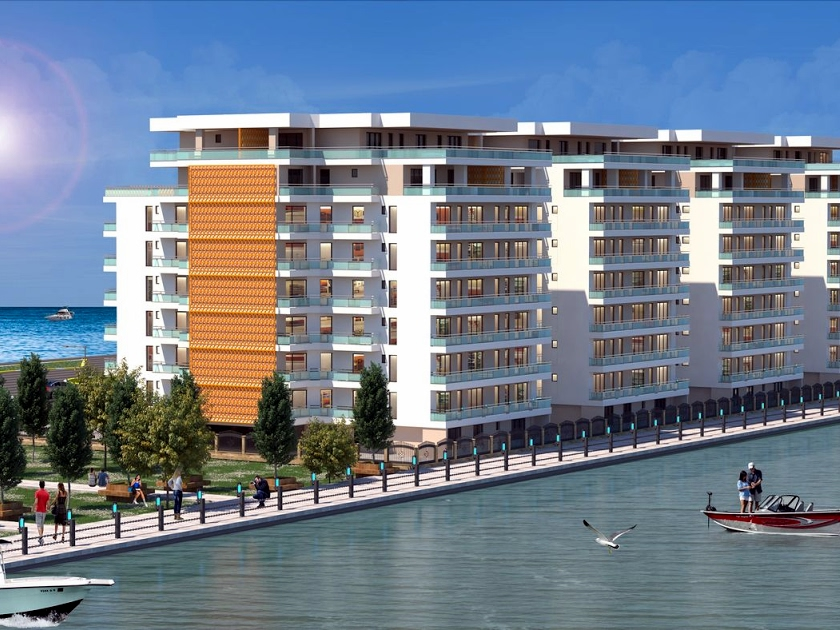 Solid Residence Mamaia 507, Constanța