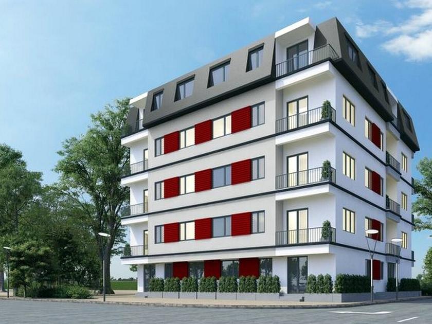 The Building Valea Lungă București Prețuri La Apartamente Noi