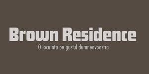 Brown Residence