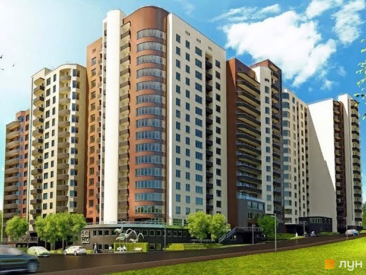 ЖК SOHO residence, Киев
