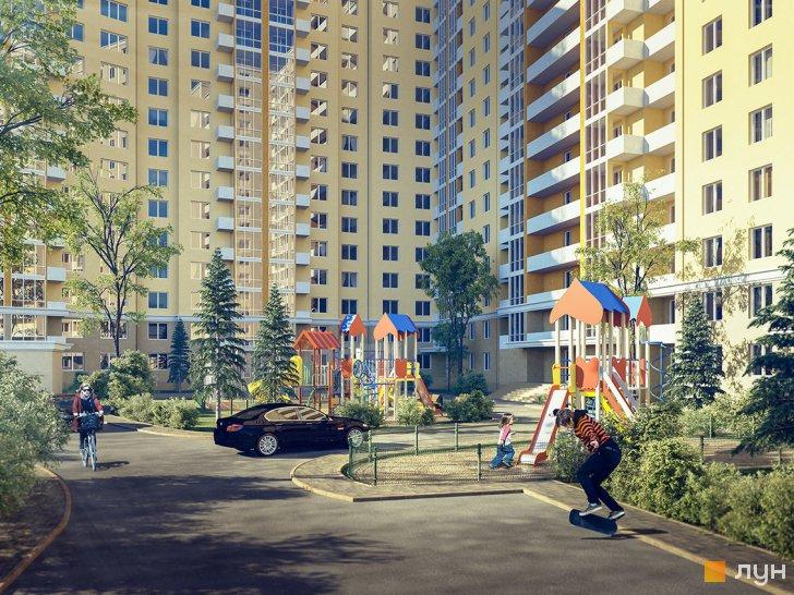 ЖК Новомостицкий, Киев