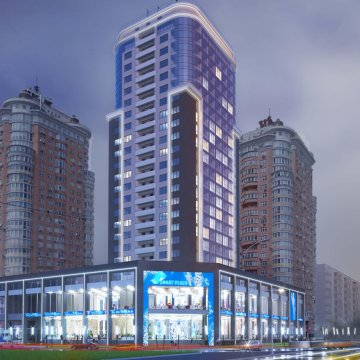 ЖК Smart Plaza Obolon, Киев