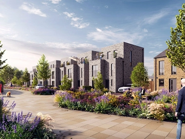 Castle Irwell Homes