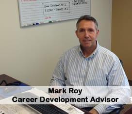 Mark Roy, Career Development Advisor