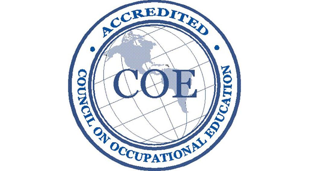 COE Accreditation Seal