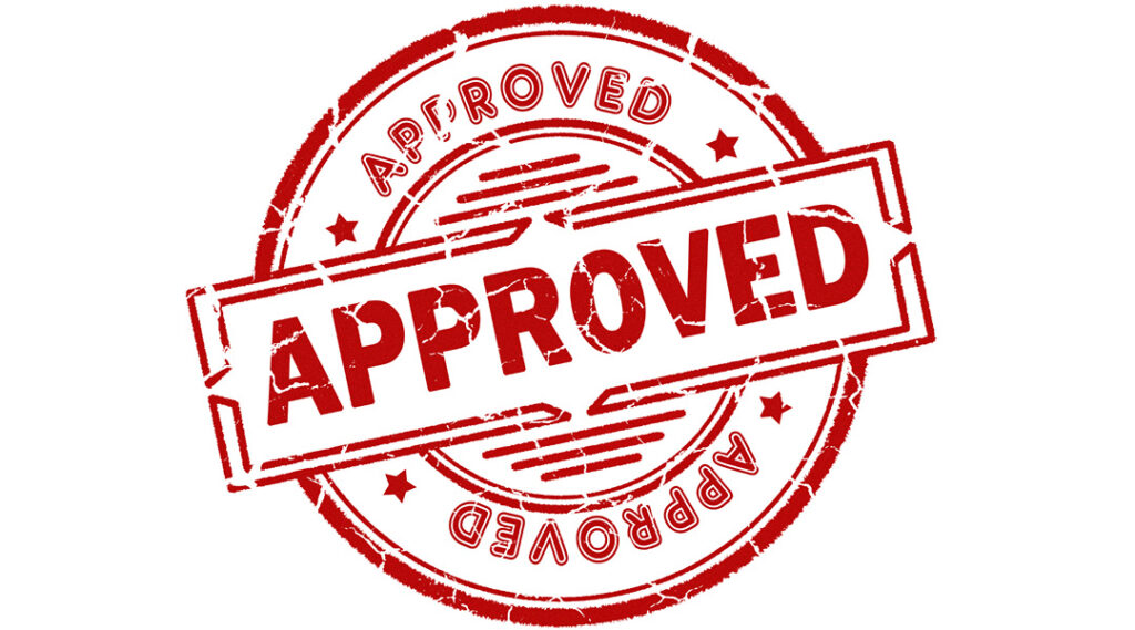 Approvals and Memberships