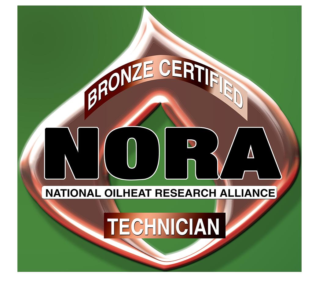 NORA Bronze Certification