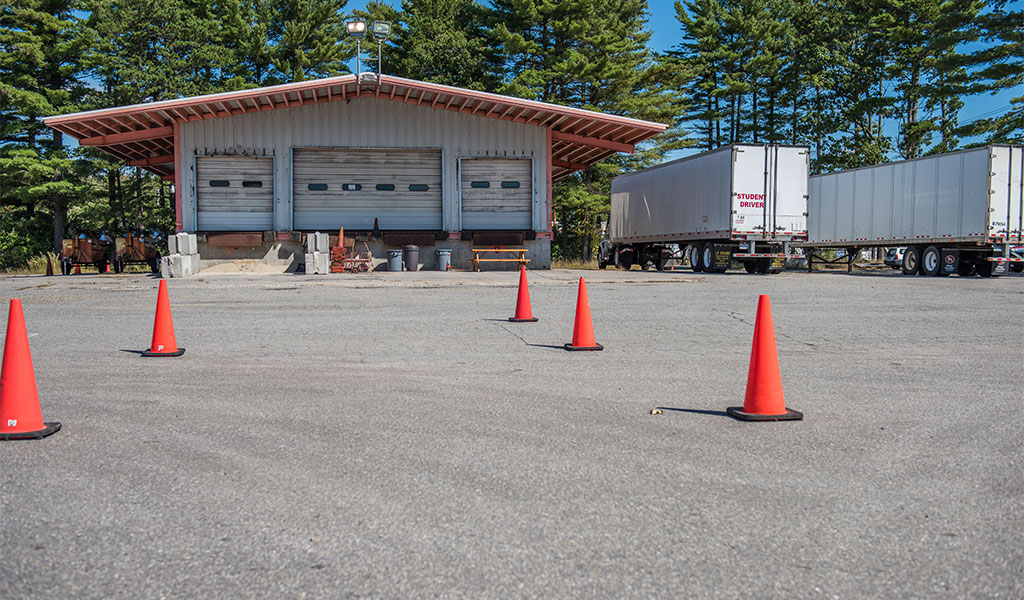 Commercial-Truck-Yard