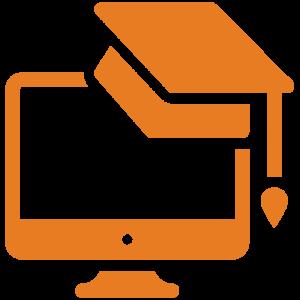 Hybrid Learning Icon