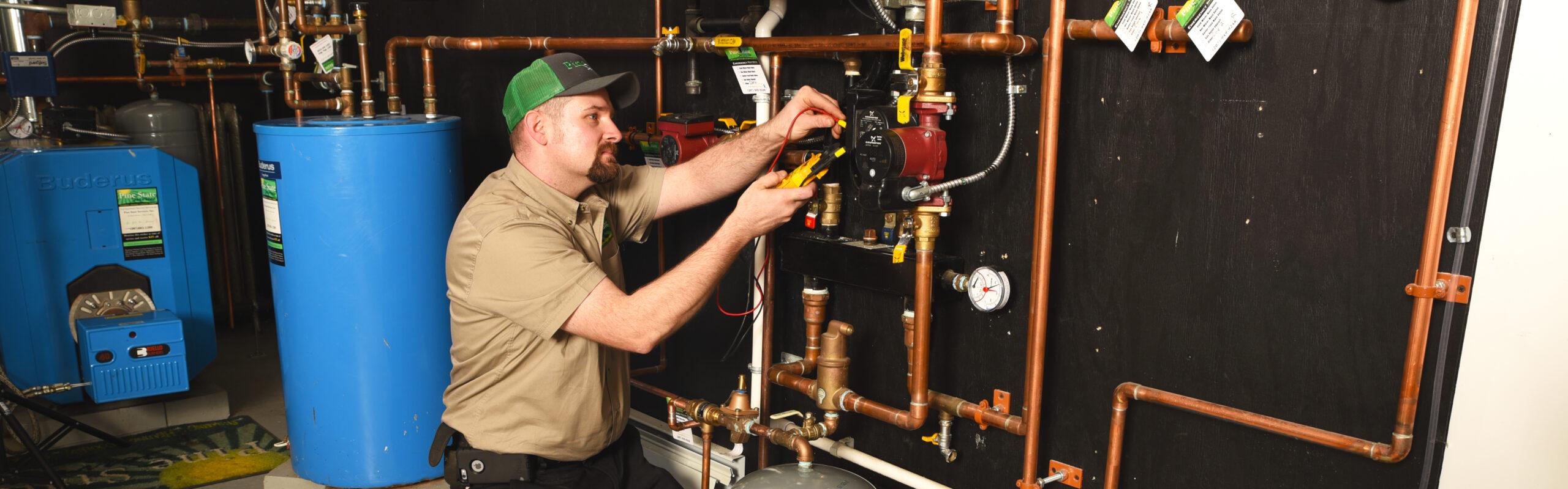 HVAC/R Technician Image