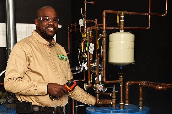 HVAC/R Technician Program Image