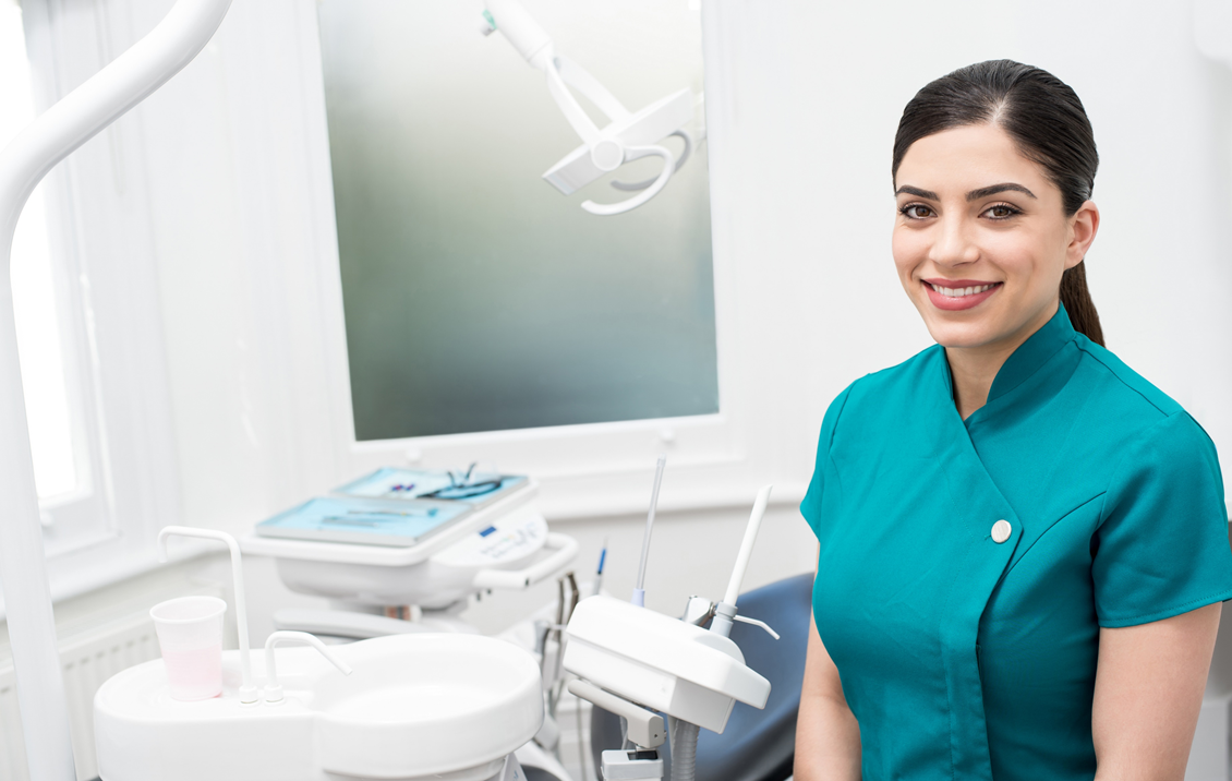 dentistry office professional