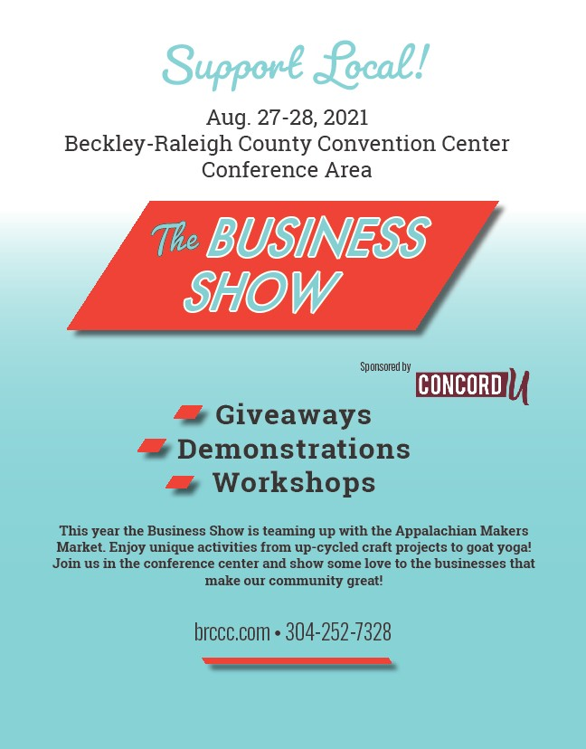 2021 business show flyer