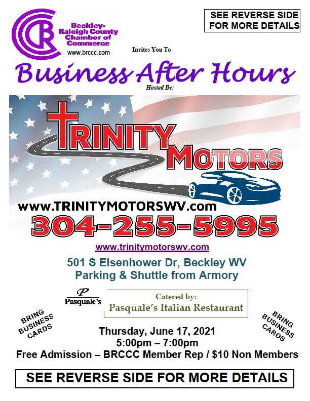 trinity motors bah flyer a