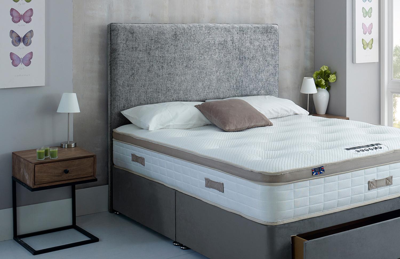 Ronan Floor Standing Headboard Bedworld