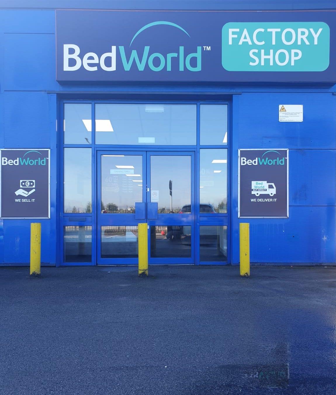 Scunthorpe Retail Centre