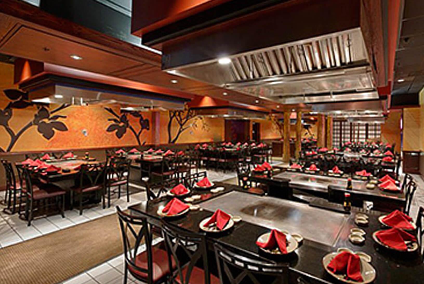 Sushi Japanese Steakhouse North Little Rock Ar Restaurant Benihana
