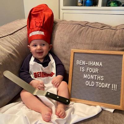Benihana Baby Chef