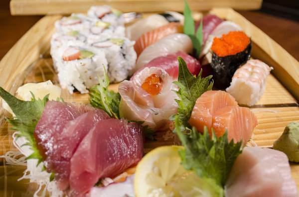 Barca Sushi Sashimi 3