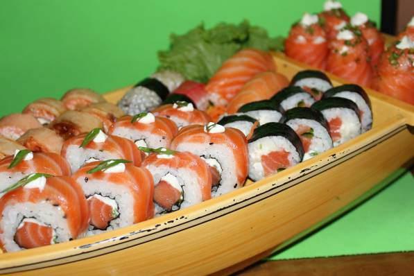 Barca Sushi Sashimi 4