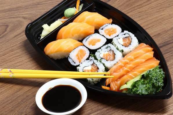 Barca Sushi Sashimi 6
