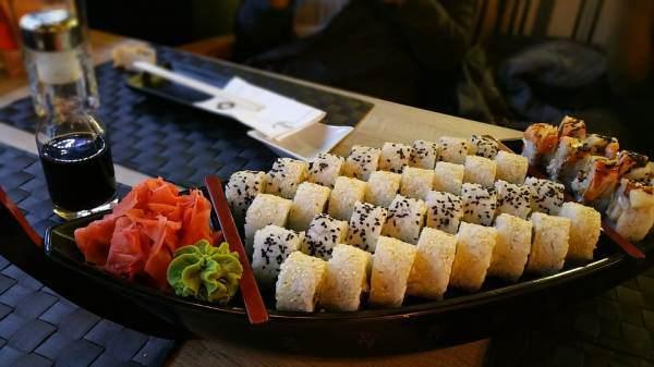 Barca Sushi Sashimi 7