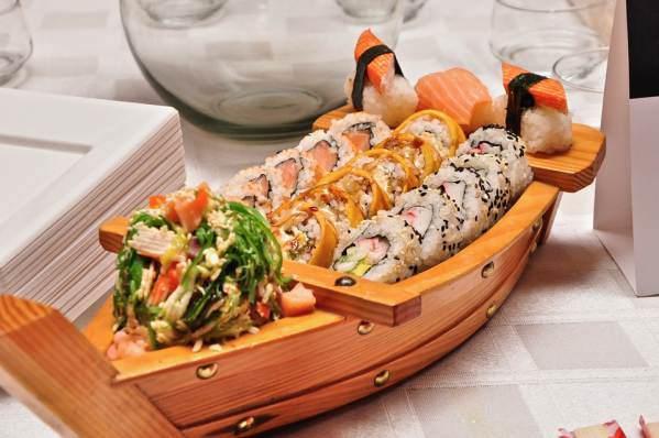 Barca Sushi Sashimi