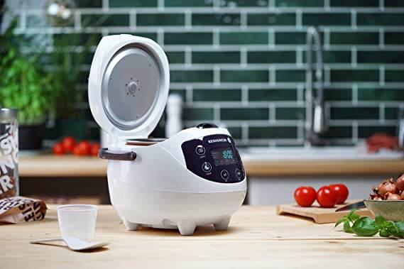 Cuociriso Mini Digitale Reishunger bianco