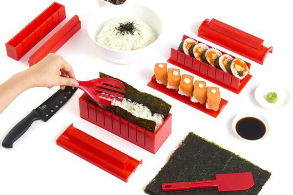 Kit Completo Per Fare Sushi Suhiaya