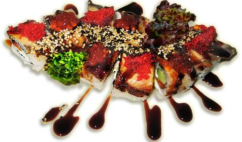 Salsa Con Mirin Per Sushi