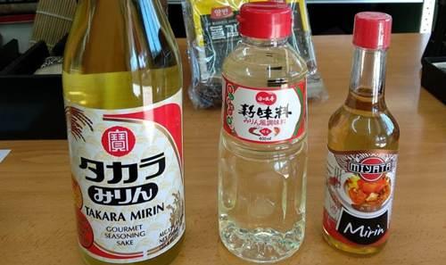 Mirin: condimento alcolico dell cucina giapponese