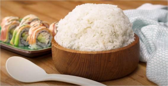 Preparazione e Cottura del Riso per Sushi