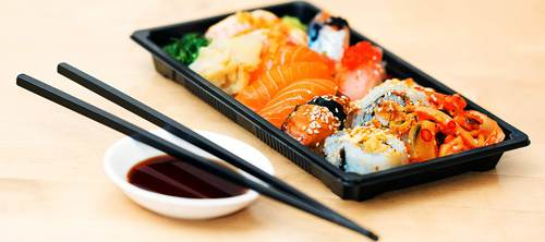 Salsa Di Soia Per Sushi E Sashimi