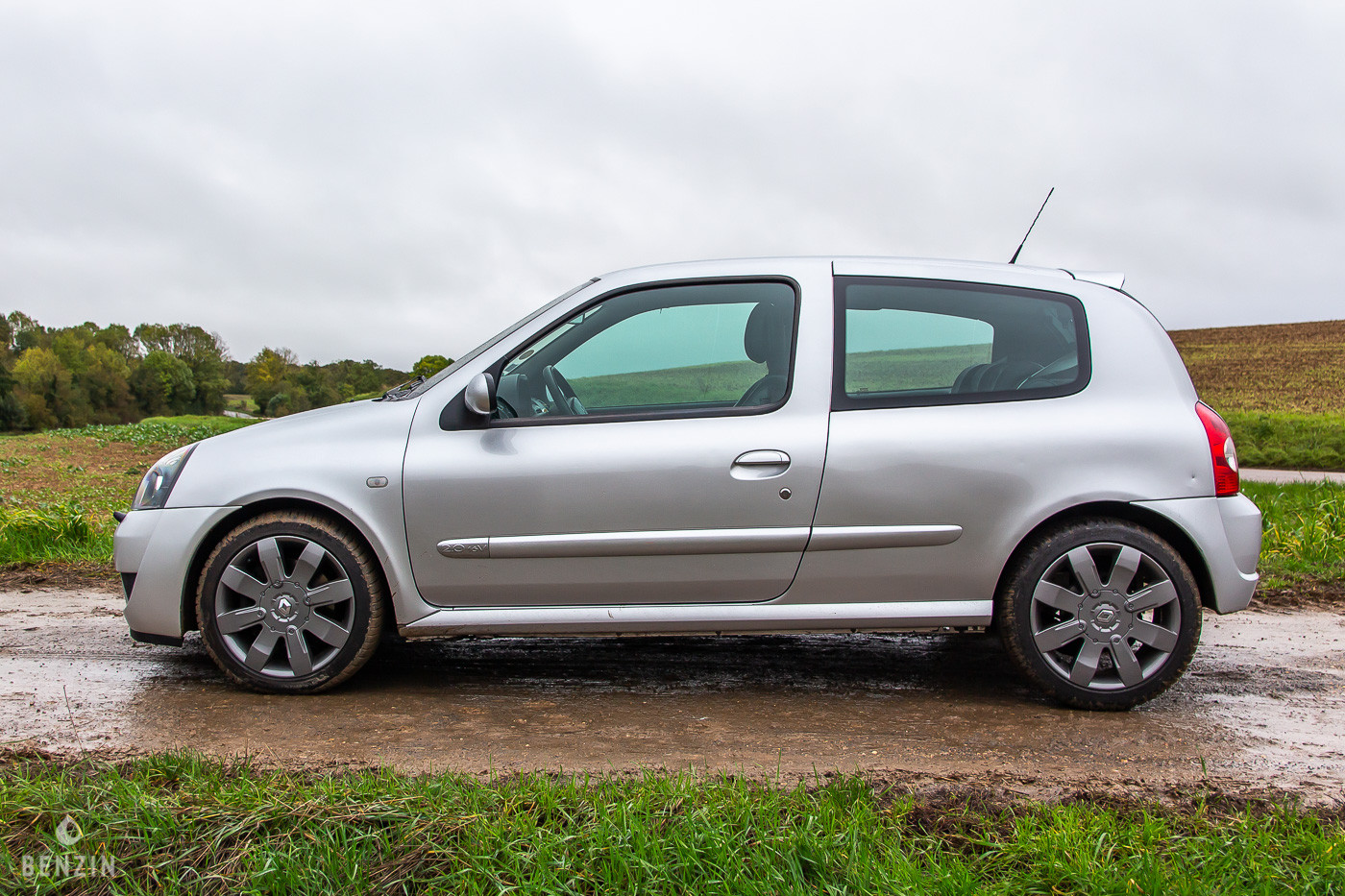 Clio 2 RS 182 phase 3