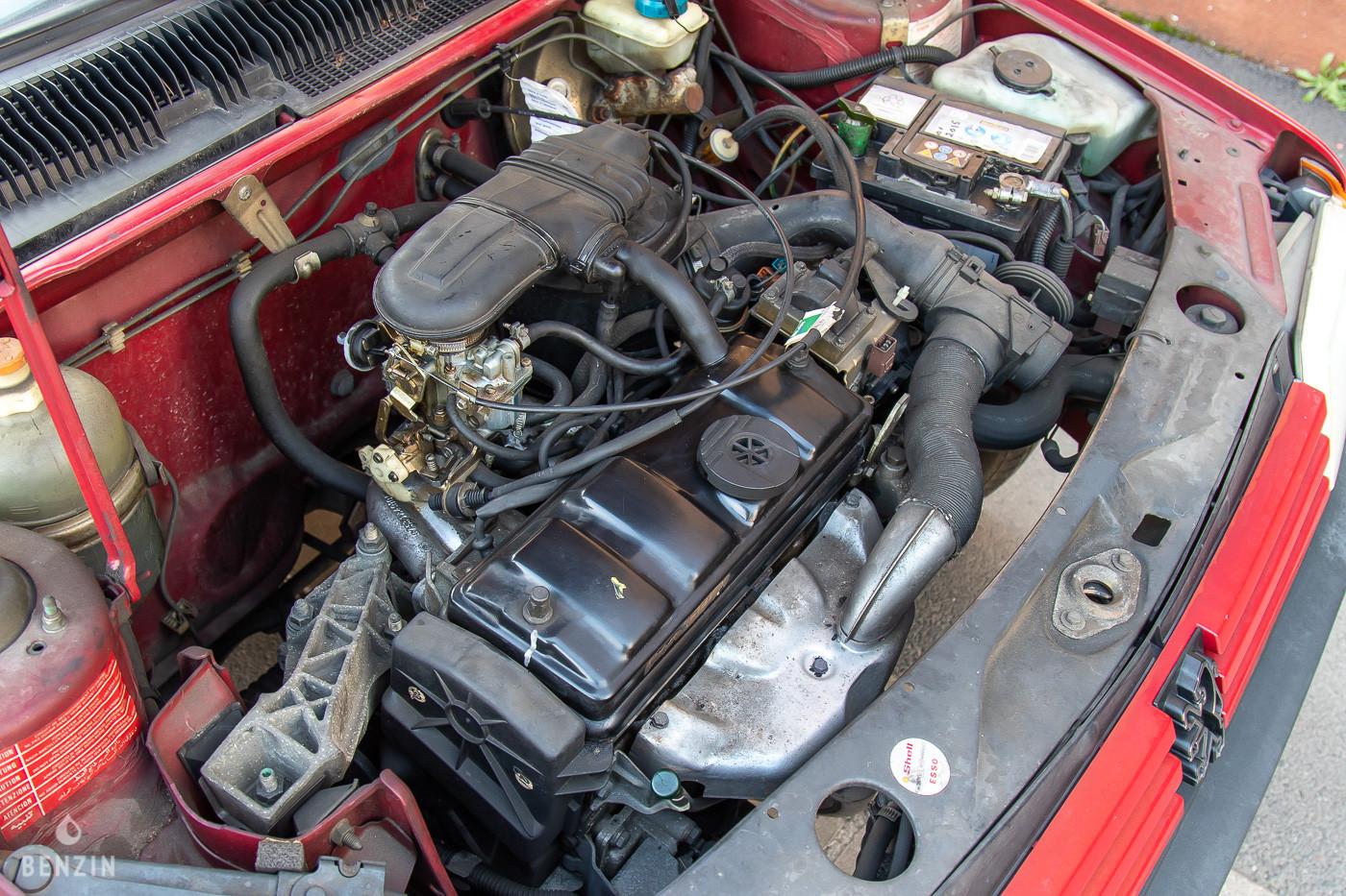 Peugeot 205 GL 1989