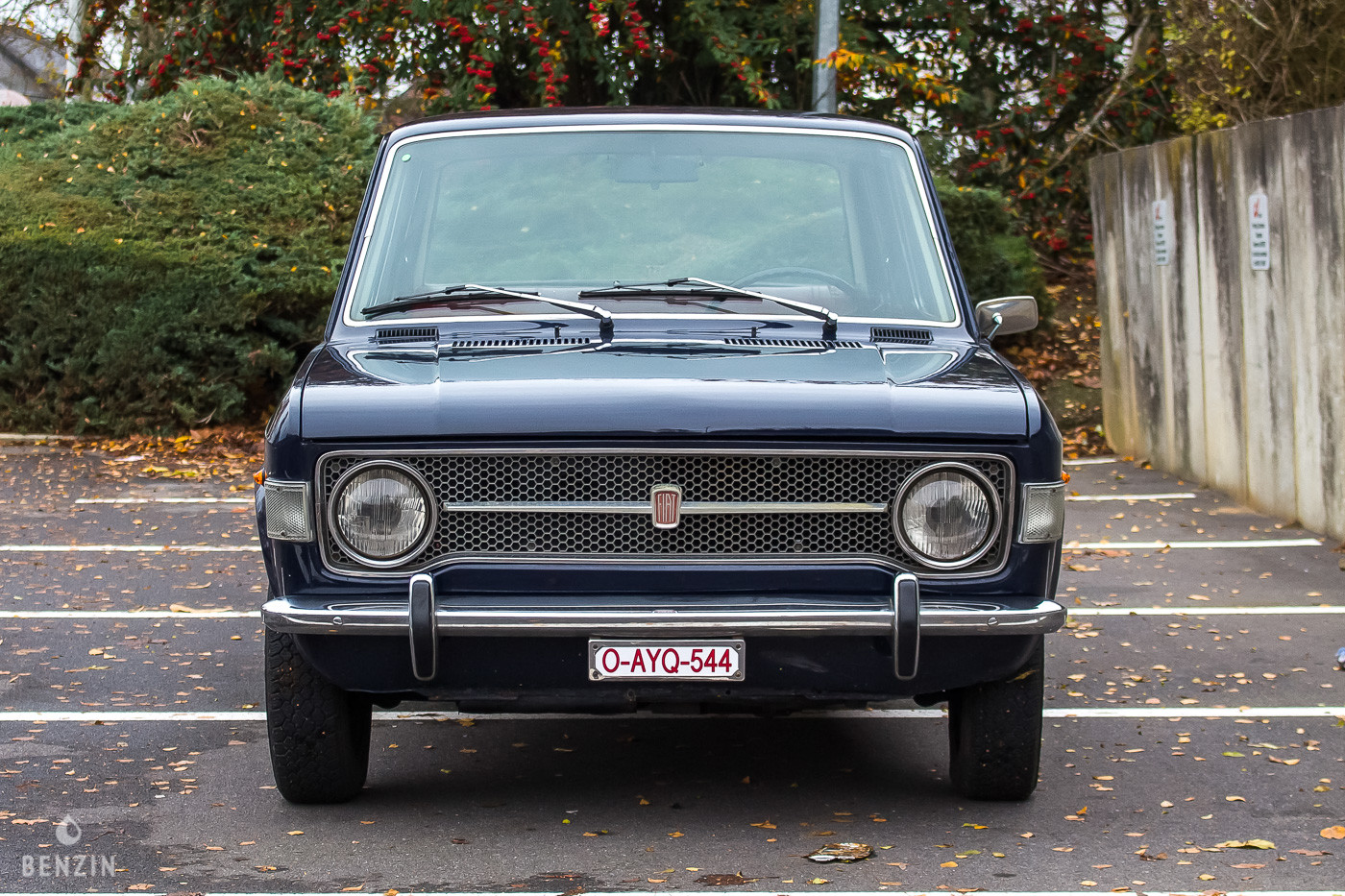 Fiat 128 - 1973