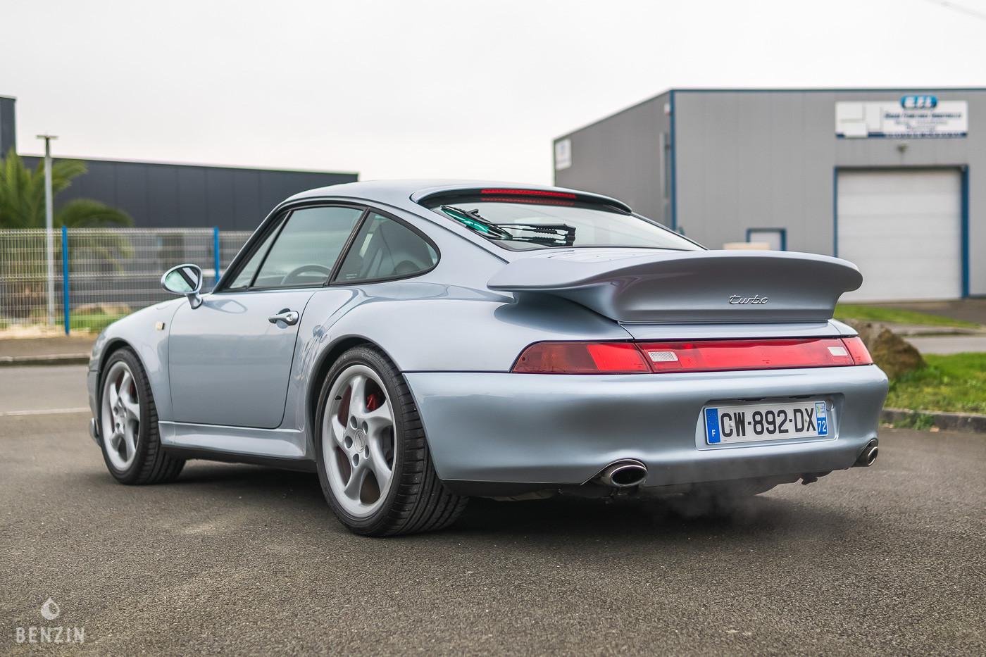 Porsche 993 Turbo 1995
